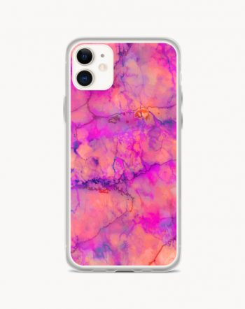 Shop The Pink Marble artist-designed iPhone case by artist Uma Gokhale