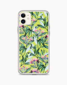 Shop The Floral Cure artist-designed iPhone case by artist Uma Gokhale